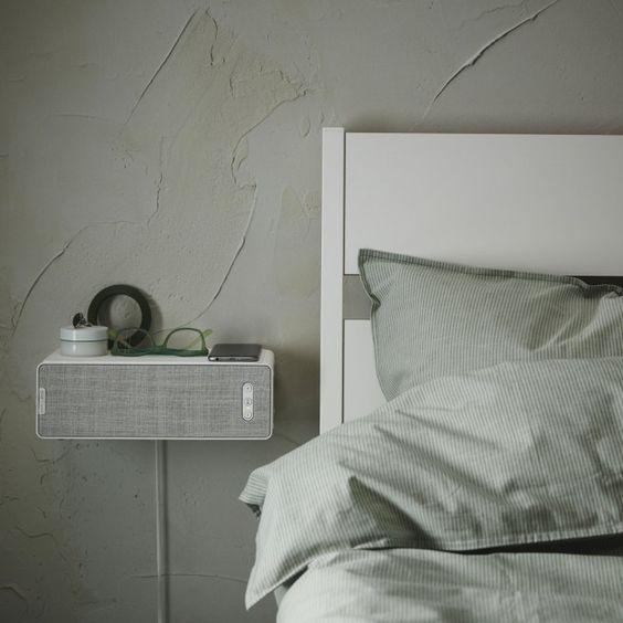 decoralinks   altavoz Symfonisk wifi con soporte en Ikea, novedad 2020
