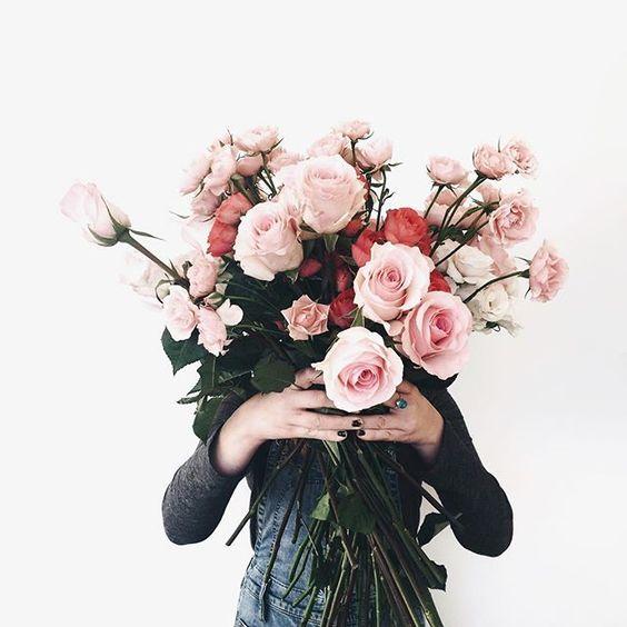 decoralinks | regala flores - ramo de rosas variadas