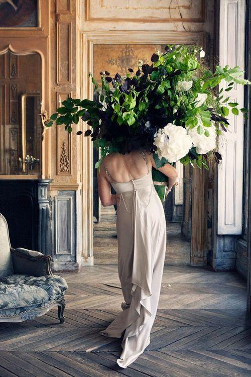 decoralinks | ramo XXL de hortensias