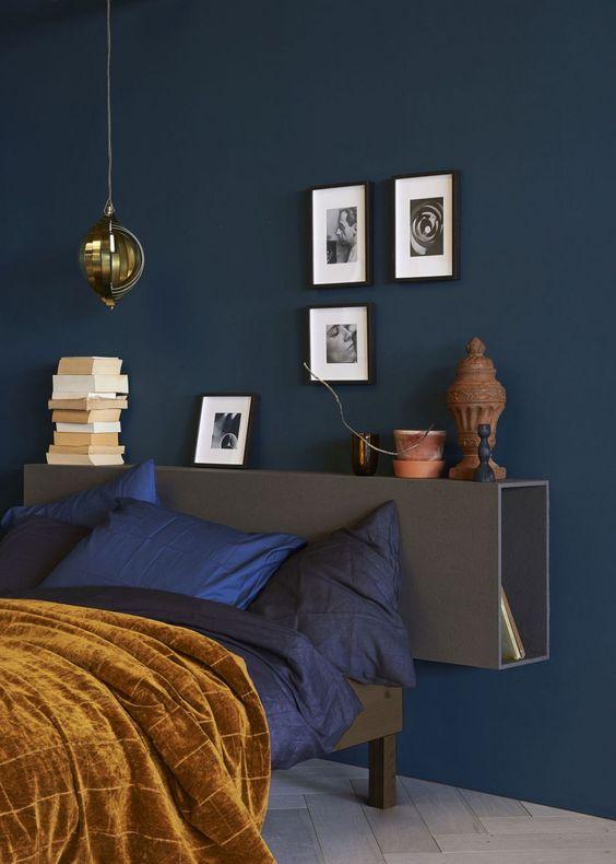 decoralinks    colores de otoño  -  classic blue - Wt Wonen