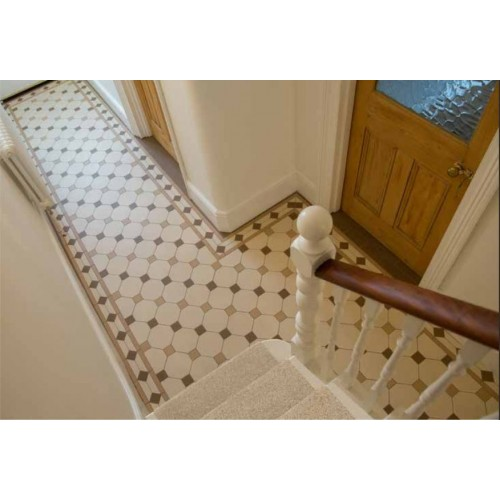 Nottingham Original Style Victorian Floor Tiles