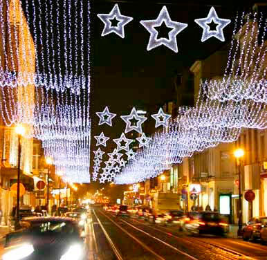 Alquiler de luces de navidad  Alquiler iluminacin