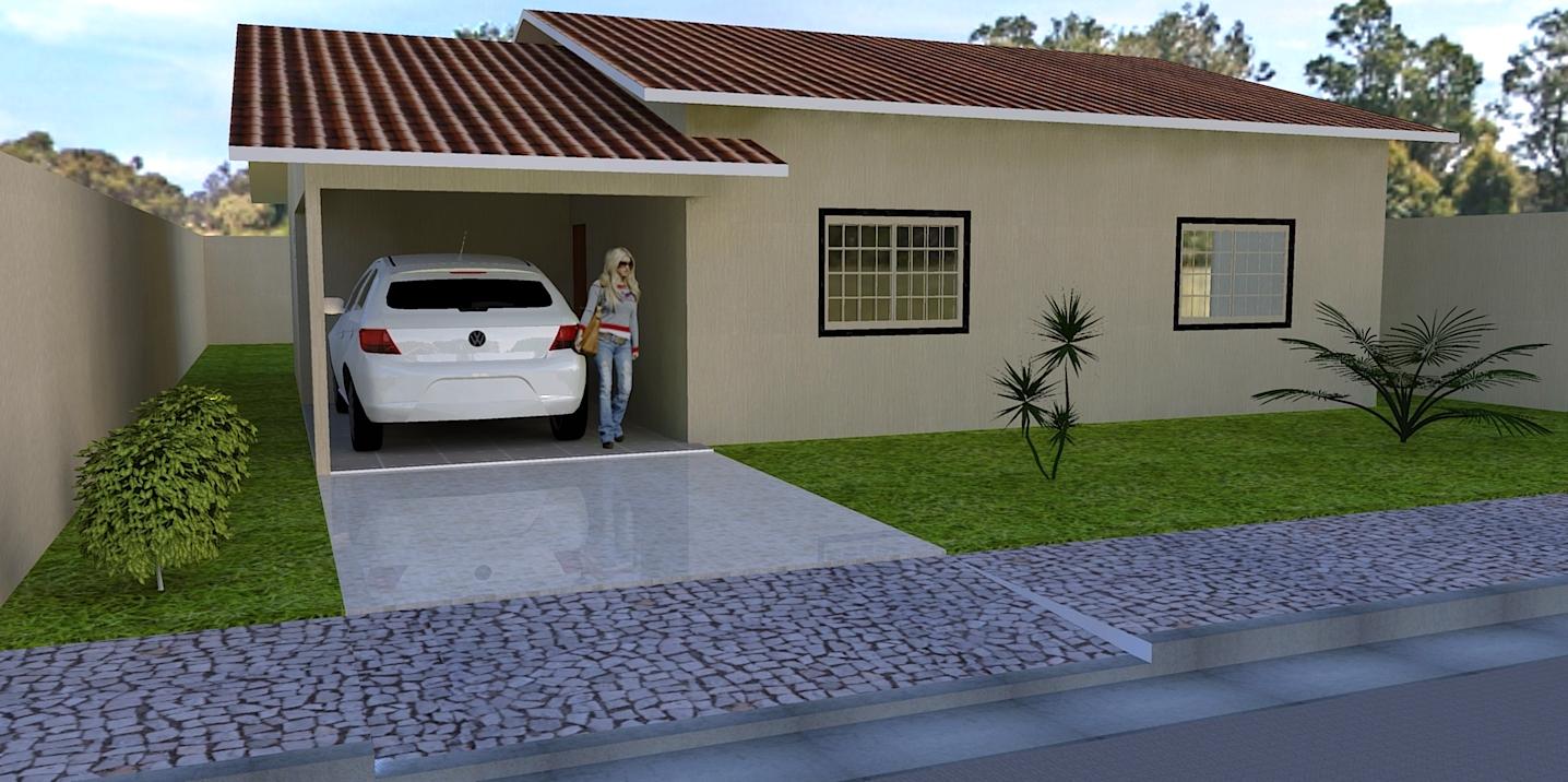 Pinturas externas de casas simples e pequenas  Decorando Casas