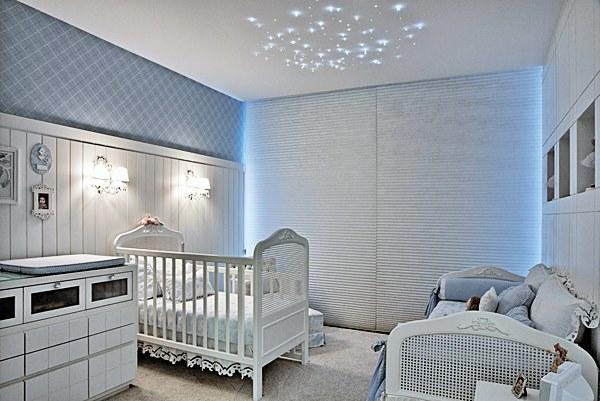 Iluminao para quarto de bebe  Decorando Casas
