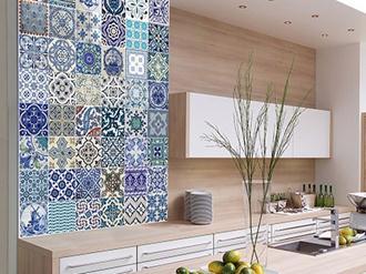 Azulejo para cozinha preo e fotos  Decorando Casas