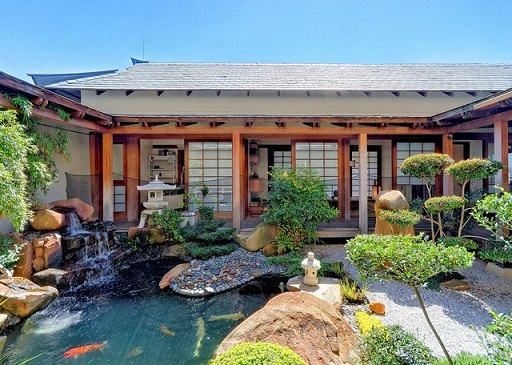 Como decorar casa com estilo oriental japons  Decorando