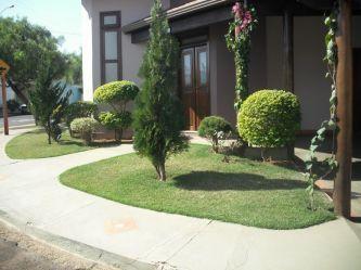 Imagens de jardins residenciais Decorando Casas