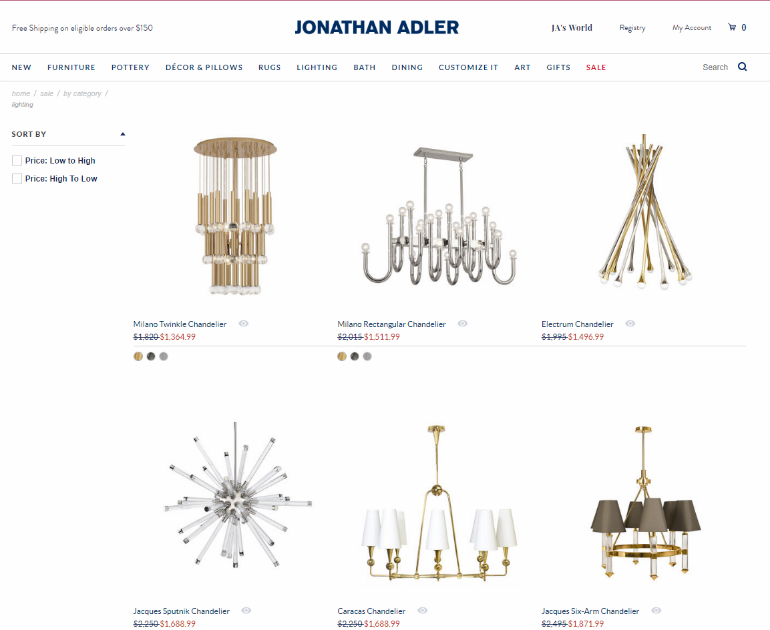 8 Online Lighting Stores That Will Give You The Best