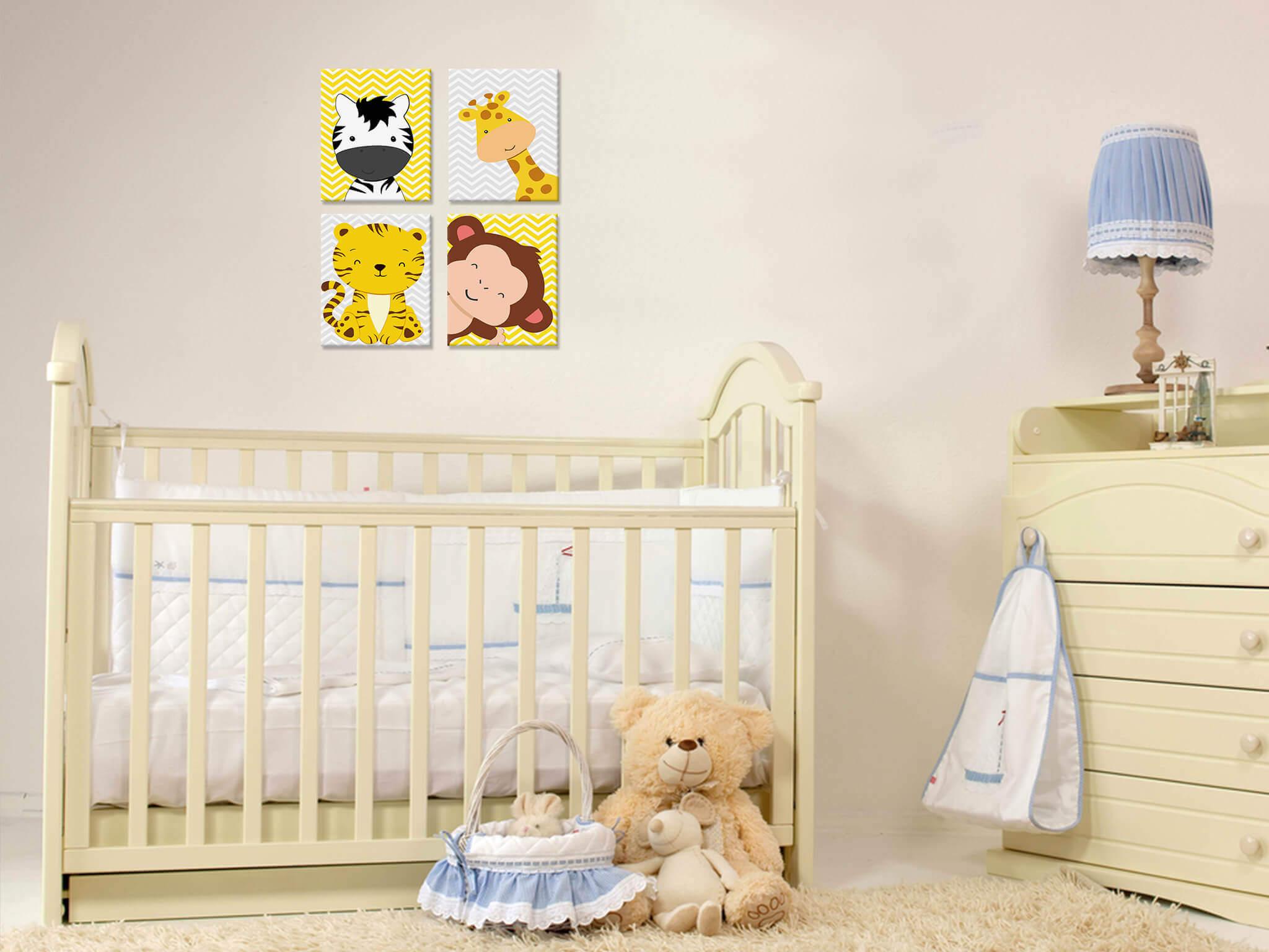 Decora O Do Quarto De Beb O Guia Definitivo Com Tudo Que Voc  ~ Customização De Objetos Decorativos Para Quarto