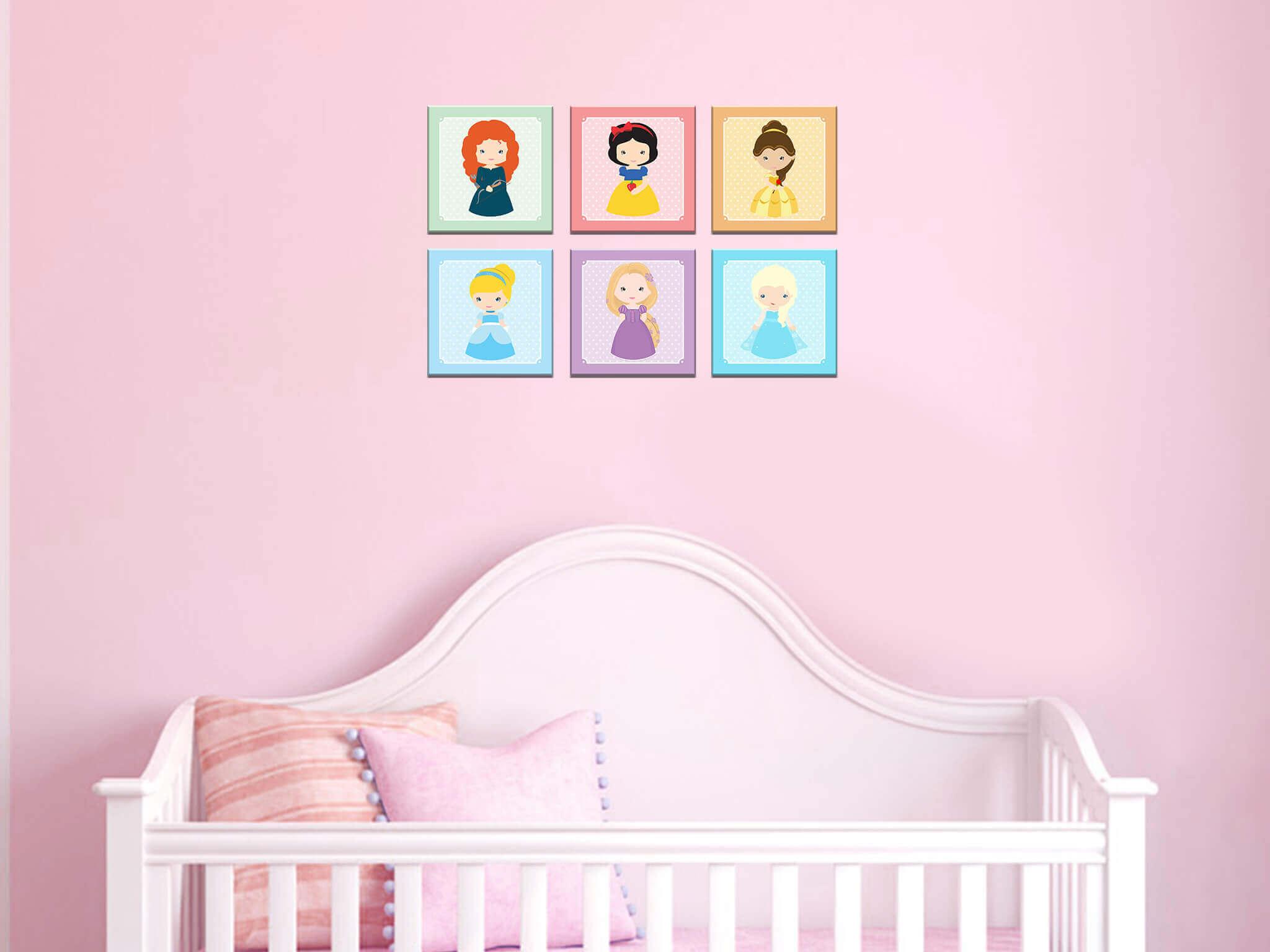 Decora O Do Quarto De Beb O Guia Definitivo Com Tudo Que Voc  ~ Quadro Para Decorar Quarto De Bebe
