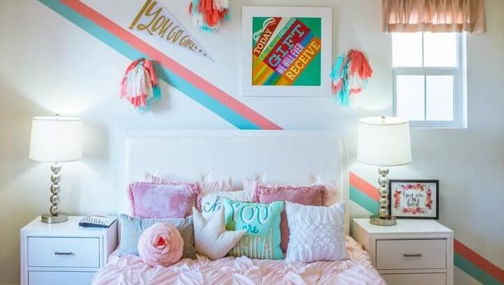Transformar o quarto de bebê em um quarto infantil