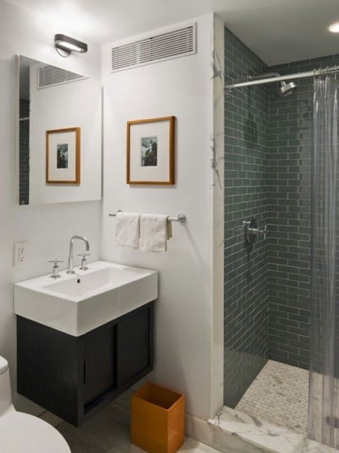 20 Ideas Para Decorar Baños Pequeños  Decorar Hogar
