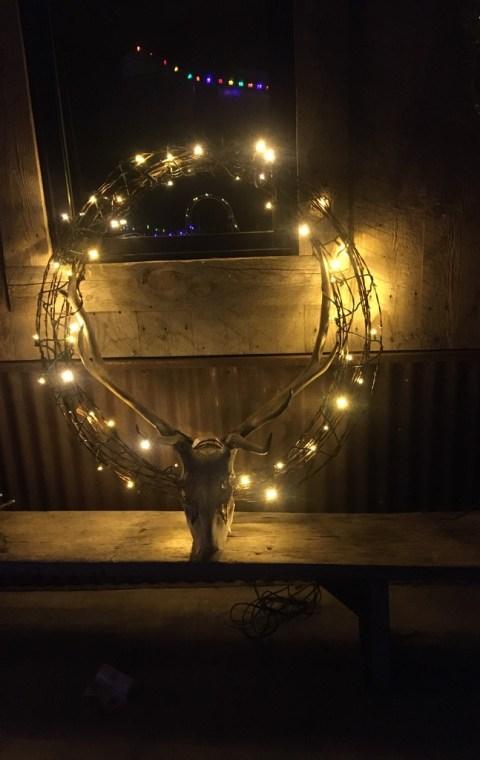Hunter Wreath