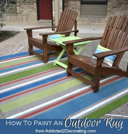 painted-outdoor-rug