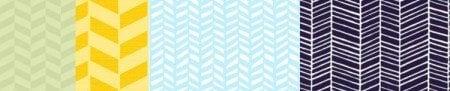 herringbone-patterns