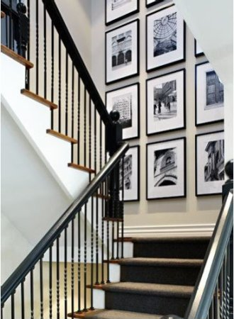 different stair look
