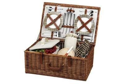 Dorset basket for 4
