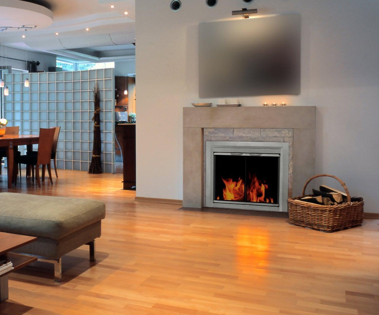 Fireplace Glass Doors Amazon Best 25 Corner Gas Fireplace Ideas On Pinterest Corner Small Corner