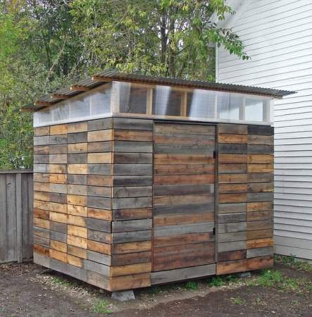 storage shed ideas