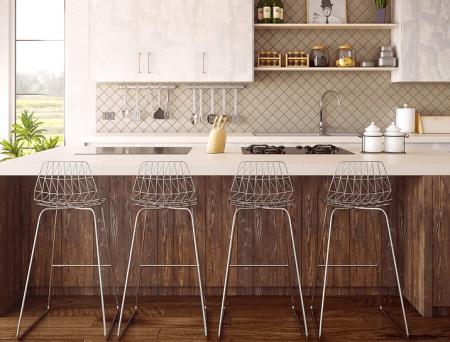 kitchen workbench