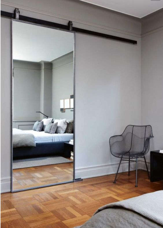 Arranging Bedroom Mirrors Will Give More Light More Space And Decor Love Decorated Life
