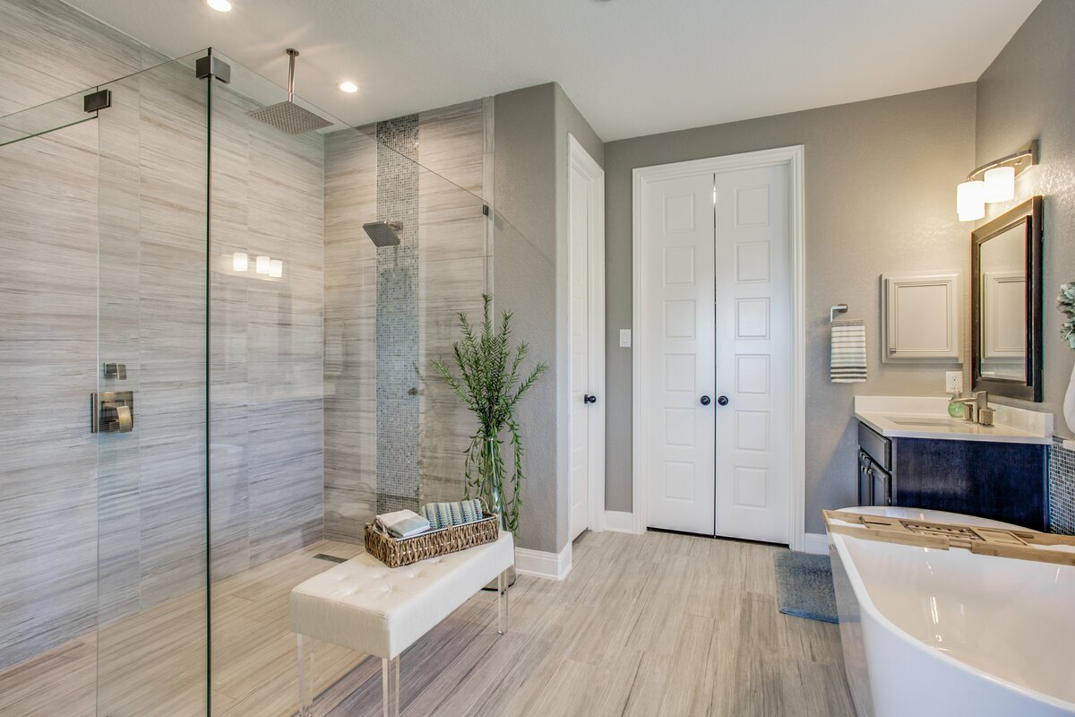 22 Walk In Shower Ideas Trendy And Inspiring