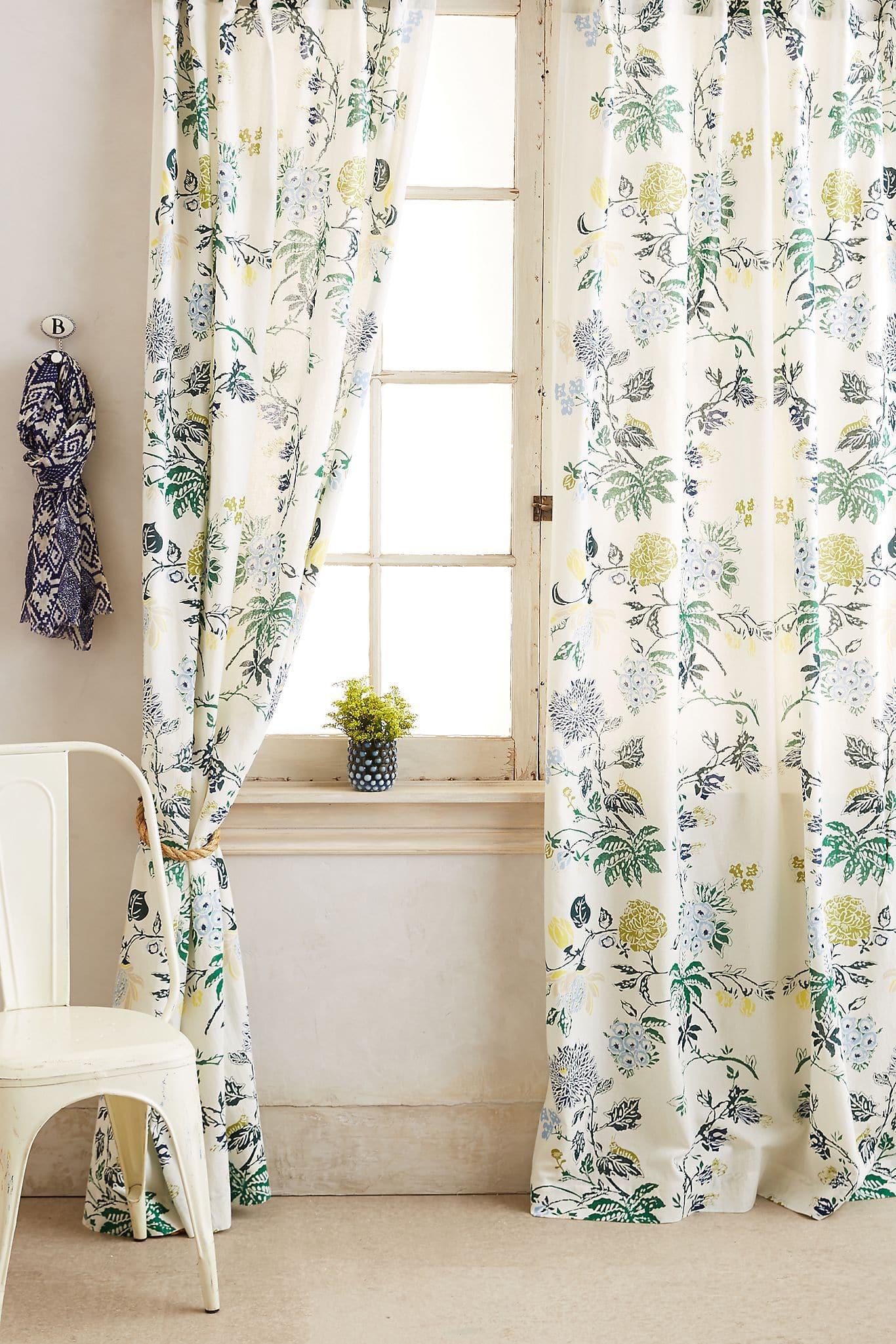 for bathroom window curtains
