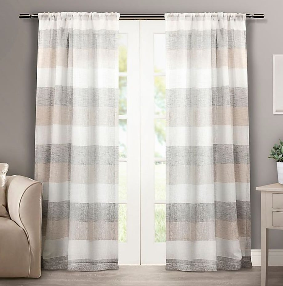 What Curtains Go With Grey Walls 20 Ideas