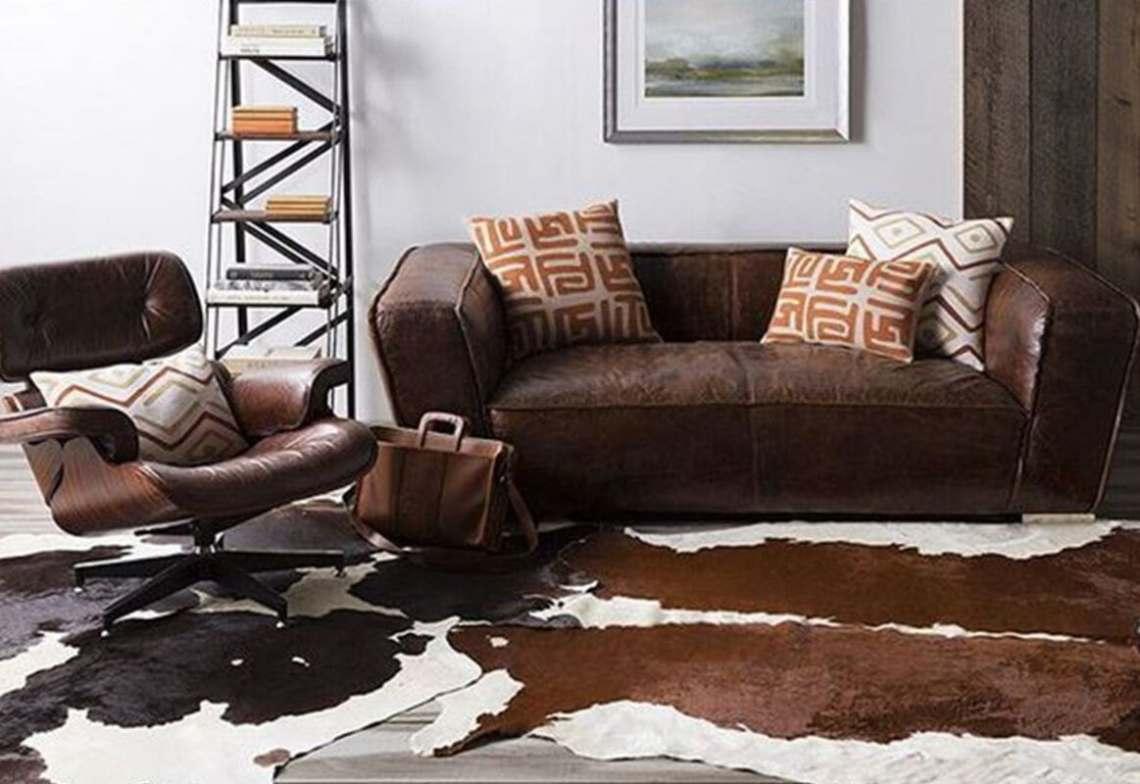 15 Dark Brown Leather Sofa Decorating Ideas