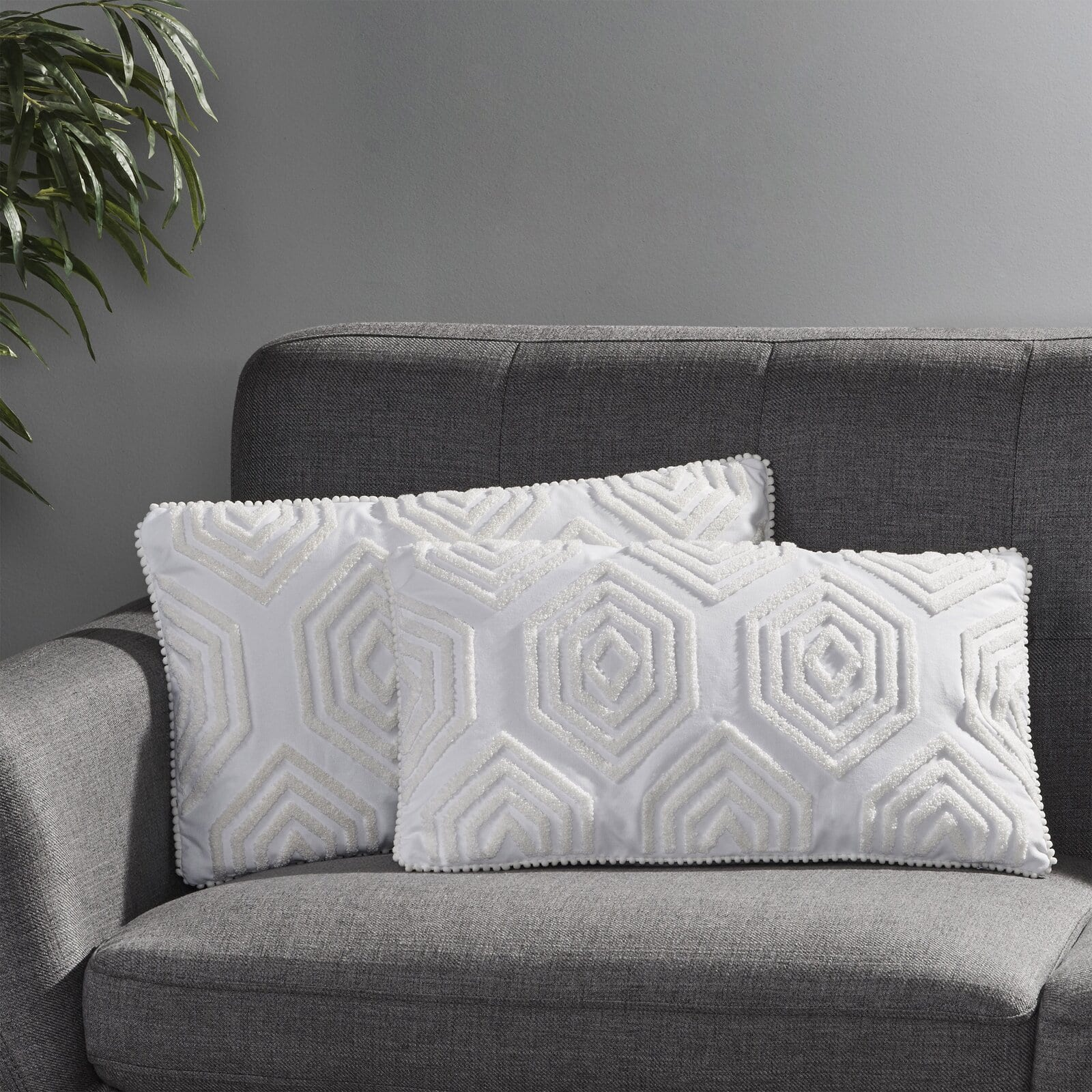 stylish throw pillow ideas for grey couches