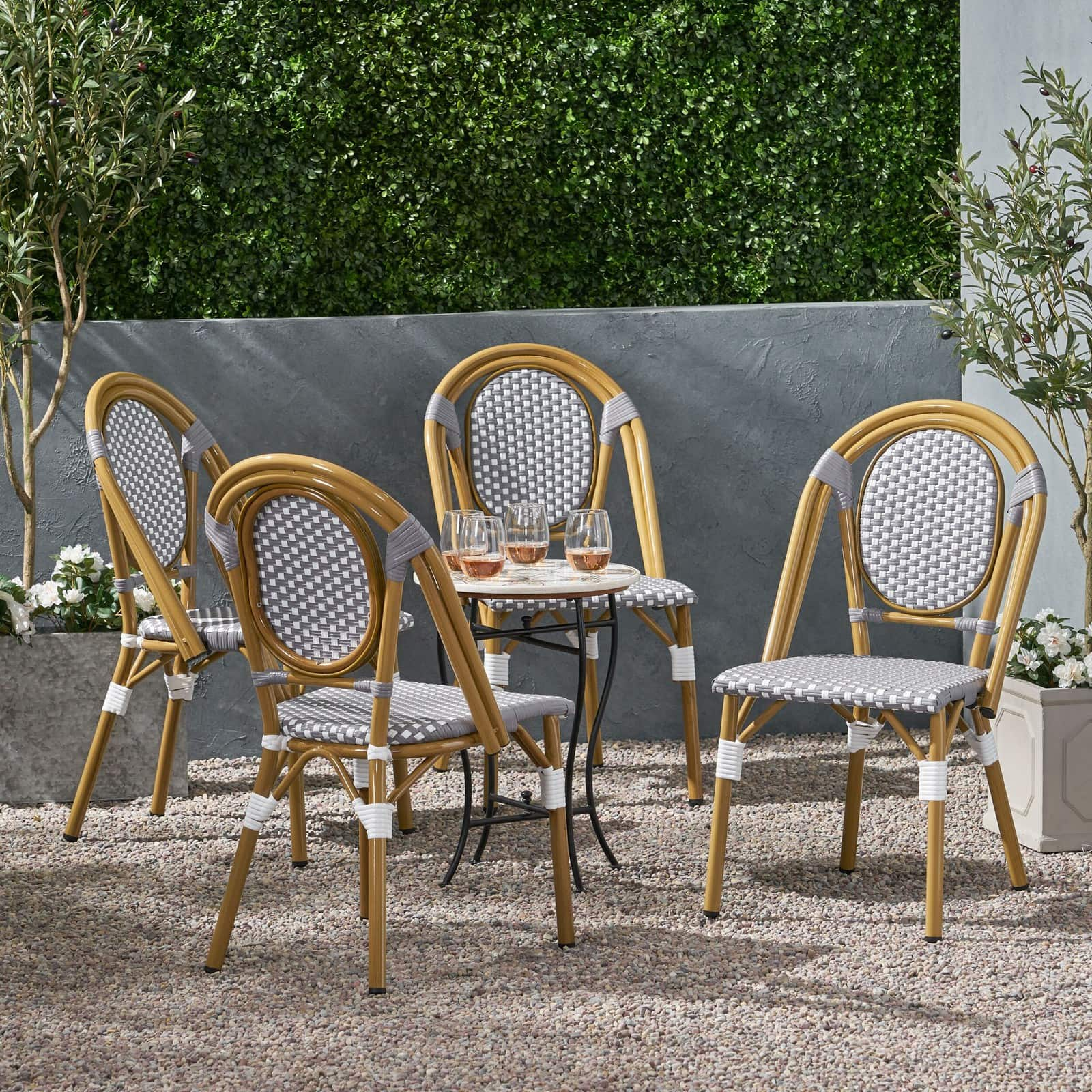 10 best french bistro chairs