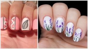 uñas decoradascon flores (3)