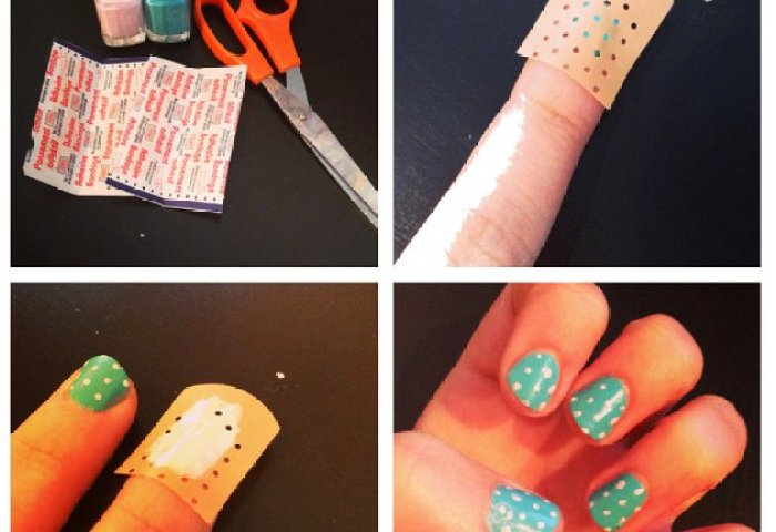 Uñas Decoradas Mas De 50 Tutoriales Trucos Y Tips Para Decorar Tus