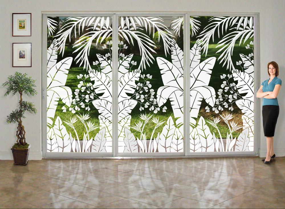 decorating with window film