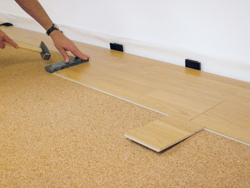 mozhno li klast laminat na linoleum 6 - Is it possible to lay laminate on linoleum?