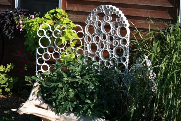 DIY Trellis Ideas For You Garden