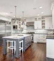 15+ Impressive & Cool Kitchen Island Design Ideas