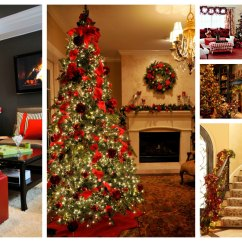 Ideas For Decorating Your Living Room Christmas Tv Placement In 20 Fantastic To Decorate