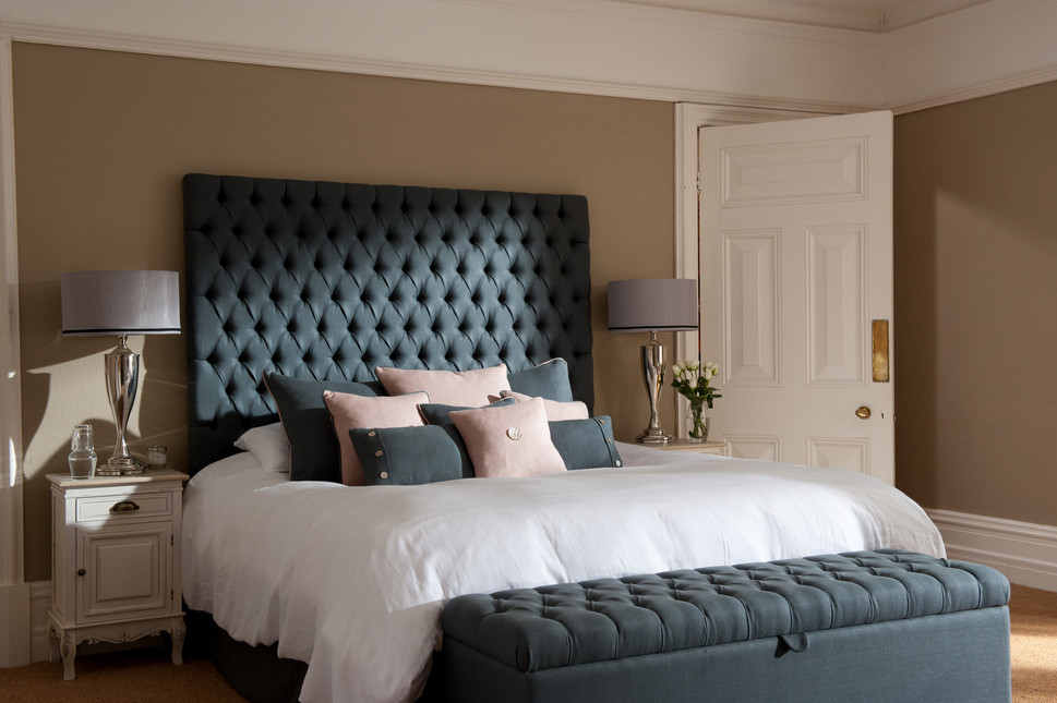 7 Tips on Making an Easy and Inexpensive Headboards