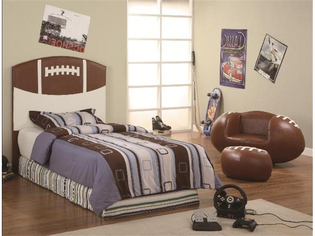 Sports Themed Furniture and Accessories  Decorating Visita Casas