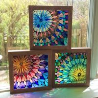 5 Minute Repair Stained Glass Tutorial