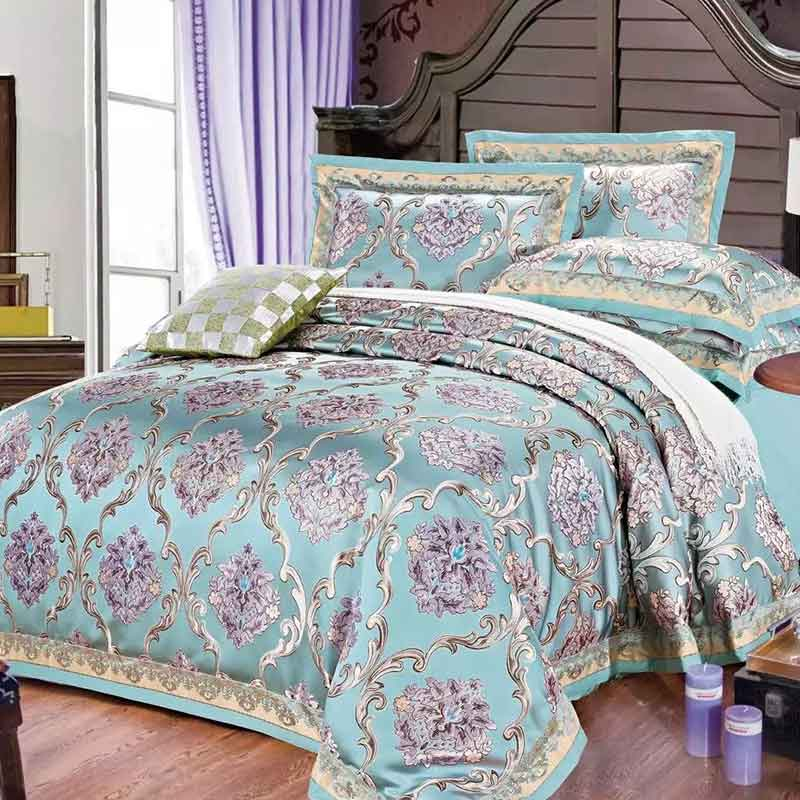 SILK PLACEampAmilia Mila New High Quality Bedding Sets