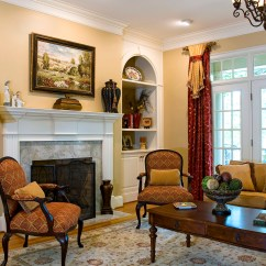 Traditional Living Rooms With Oriental Rugs Design Your Own Room Colors What's Style?   Decorating Den Interiors® Blog ...