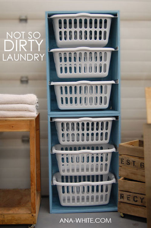 Laundry Room Ideas  BudgetFriendly and Easy to Do