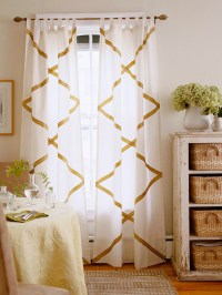 No-Sew Curtains - DIY Curtain Ideas That are Quick and ...