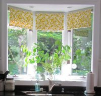 fabric shades for windows 2017 - Grasscloth Wallpaper