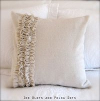 DIY Pillow Ideas: Thrifty Thursday Week 10