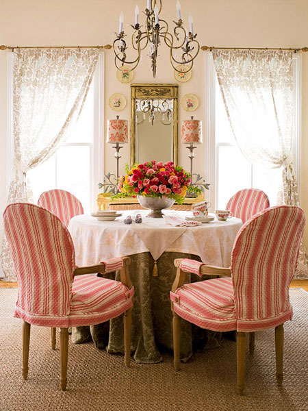 5 Dining Room Decorating Ideas