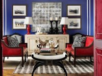 Decorating with Color: Red, White and Blue