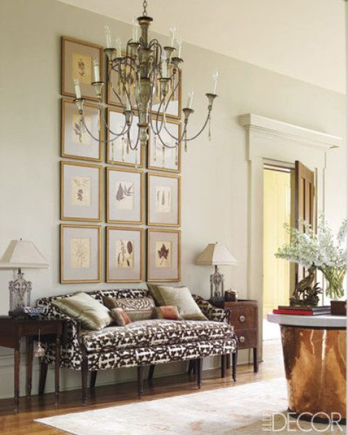 Ask The Decorating Files: Decorating Tall Walls